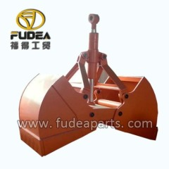 clamshell bucket for cranes