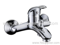 Wall mounted Bath Mixer