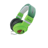 Softer Padded Ear Cups Stereo Over-the-Head Headset for Mobile Phones, iPad, MP3/MP4 STN-113