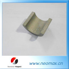 Sintered permanent SmCo magnets