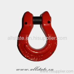 Small stainless steel shackles