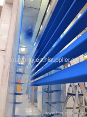 ALUMINUM PROFILE powder paiting line
