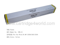 Canon NPG-52 Y Toner Cartridge High Page Yield