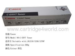 Canon Canon C-EXV7 Genuine Original Laser Toner Cartridge