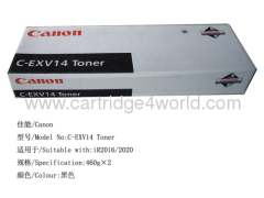 Canon C-EXV14 Genuine Original Laser Toner Cartridge High Page Yield