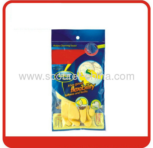 Kitchen Rubber Glove with excellent abrasion