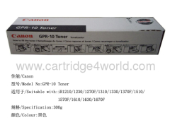 Canon GPR-10 Genuine Original Laser Toner Cartridge High Page Yield High Quality Factory Direct Sale