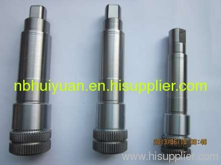 Drum washing machines shaft