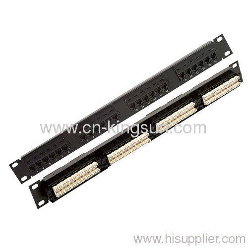 Cat.6 Patch Panel