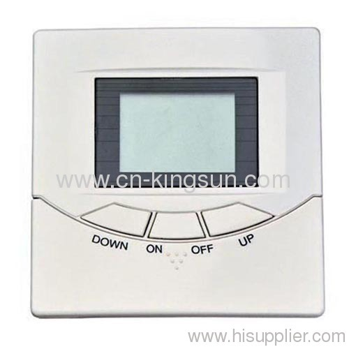 LCD Room Temperature Controller