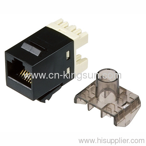 Cat.6 Unshielded Keystone Jack