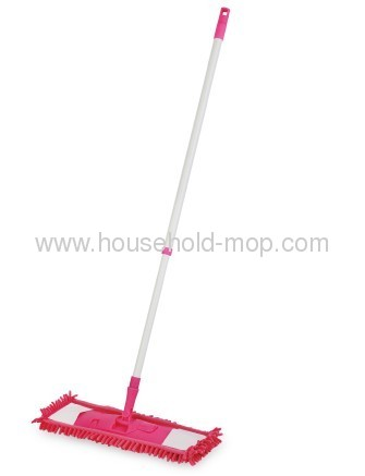 TWO SWIFFER REFILL WASHABLE FABRIC MOP DUST