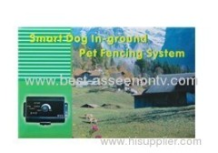Smart in-ground Electronic dog