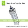 Single action pneumatic cylinder