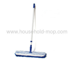 Dry Mop Head Microfibre 8mm High Pile 400mm Green