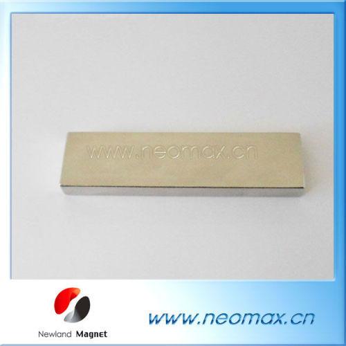Sintered Permanent NdFeB Magnet Block