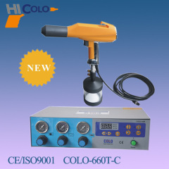 mini powder coating equipment