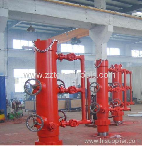 Single drill pipe plug cement head