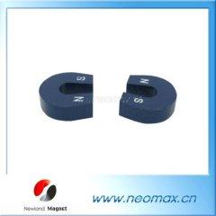 Permanent U shape AlNiCo Magnet