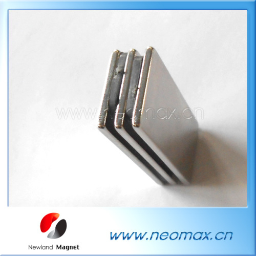 Rectangular magnets in separations for sale