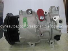 dyne auto air conditioner Compressor for Toyota Camry 8813-06320 8813-06330 DENSO 6SEU16C DYNE manufacture