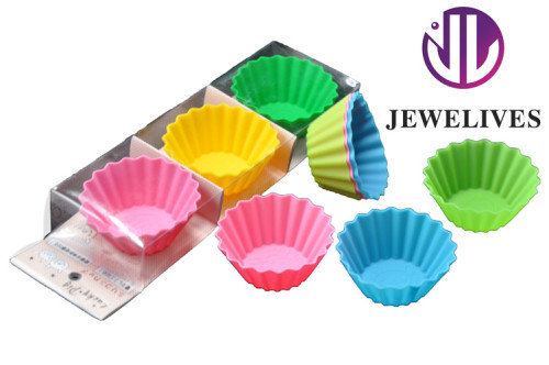 Cake molds fashion Silicone Baking tools Heat Resistant to 220