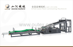 flute laminator/ corrguated laminator