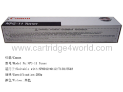 Service is the best most cost-effective Canon NPG-11 Toner Cartridge