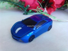 2.4GHZ wireless car mouse with mini receiver built-in supplier Shenzhen China