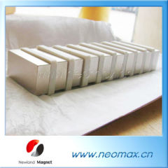 NdFeB Magnet Block With Coating