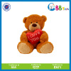 lovely teddy bear for valentine gift