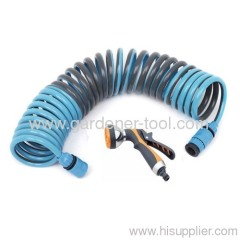 Advance Double Color Garden Coil Hose.