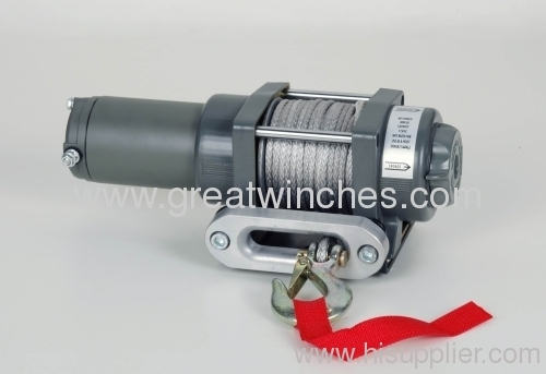 ATV Electric Winch With 2500lb Pulling Capacity ( Updated Model )