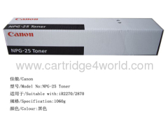 Canon NPG-25 Toner Cartridge