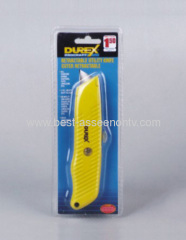 RETRACTABLE UTILITY KNIFE TOOL SETS