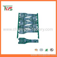 heater flexible printed circuit
