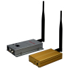 1.2 GHz 15 Channels 1000mW wireless audio video transmitter and receiver
