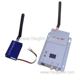 wireless video audio sender