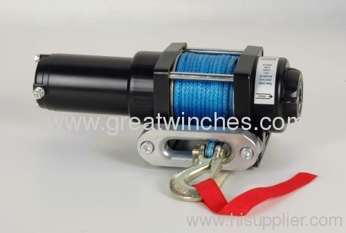 ATV Electric Winch With 2000lb Pulling Capacity ( Basic Model)