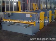 Pendulum shearing machine QC12Y-30X2500