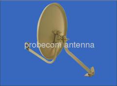 0.6m Ku band receive only antenna