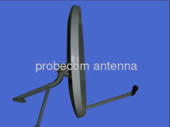 0.8m Ku band antenna