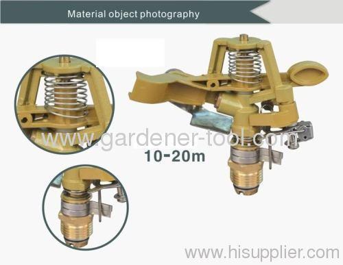 Metal Agriculture Irrigation Sprinkler head