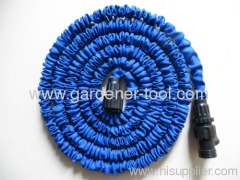 15Ft Garden Packet Water Hose With Plastic Coupling