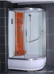 four massage body jets for Luxury Shower Room