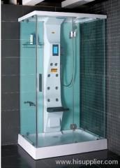 FM radio with Luxury Shower Room