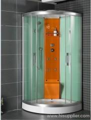 four spray body jets with Luxury Shower Room