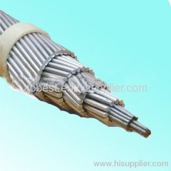 Bare ACSR Aluminum Conductor Steel Reinforced cable