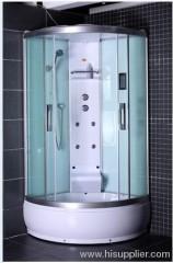 4 body jets luxury quadrant shower box