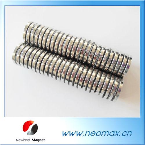 Diameter 20mm NdFeB Magnet Disc